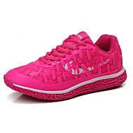 Damen-Sneaker-Outddor-PU-Flacher Absatz-Komfort