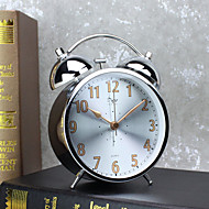 Alarm Clock with Matel CaseModern Style