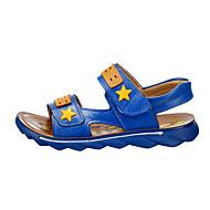 Sandaler-PU-Komfort-Drenge-Blå-Fritid-Flad hæl