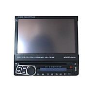 712GPS 7 Inch Single Spindle Telescopic DVD
