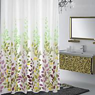 Moderní PEVA 1.8*1.8M - Vysoká kvalita Koupelnové závěsy