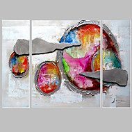 IARTS Modern Abstract Paintings Colorful Wall Art For Living Room Home Decor Stretchered Ready To Hang