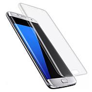 TPU Teräväpiirto (HD) Räjähdyksenkestävät Ultraohut Näytönsuoja NaarmunkestäväScreen Protector ForSamsung Galaxy Galaxy S7 edge