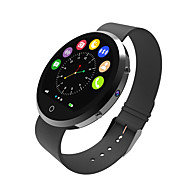 New Arrival Round Smart Watch Health Monitor Bluetooth Smartwatch Support SIM Card For IOS Android Smartphone 3 Colors