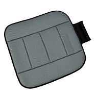 autoyouth memory foam pustende grå mesh stoff sitteputer universell passform dekke de fleste bilseter bil styling