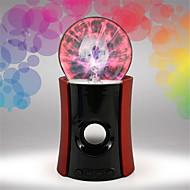 bola luminosa mágica Bluetooth criativo áudio estéreo do carro