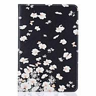 With Stand  Flip Flower Pattern Case Full Body Case  Hard PU Leather for  iPad Mini 4 iPad Mini 3 2 1