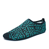 Unisex Athletic Shoes Spring / Summer / Fall Comfort / Jelly Fabric Outdoor / Athletic Flat Heel Slip-on Black / GreenFitness & Cross