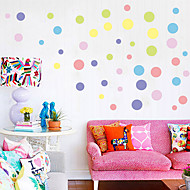 Fashion / Landscape / Shapes Wall Stickers Plane Wall Stickers Decorative Wall Stickers,PVC MaterialWashable / Removable /