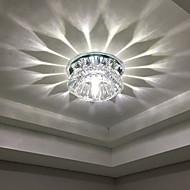 Lâmpada de Teto Cristal / LED / Estilo Mini / Lâmpada Incluída 1 pç