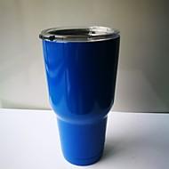 30OZ Rambler Coolers Tumbler Stainless Steel Vehicle Cup Coffee Mug