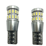 2PCS 12V 6W T10 LED Can-bus Lamp LED Readling Lamp LED License Plate Lamp