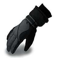 Ski Gloves Winter Gloves Men's Activity/ Sports Gloves Keep Warm Ski & Snowboard / Snowboarding / Motorbike PU Ski Gloves Winter