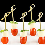 1 kpl Other For hedelmien / vihannesten / For Keittoastiat Bambu Monikäyttö / Creative Kitchen Gadget / Erikois