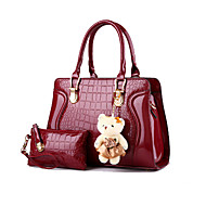Women Patent Leather Formal / Outdoor Tote