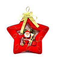pentacle Anhänger Weihnachtsbaumdekoration 2 für den Verkauf verpackt