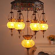 6W Lustry ,  moderní - současný design / Venkovský styl Ostatní vlastnost for LED Kov Ložnice / Jídelna / studovna či kancelář / Chodba