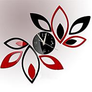 コンテンポラリー / オフィス ハウス型 / 家族 / 学校/卒業 / 友達 壁時計,ノベルティ柄 ガラス / プラスチック 60CM/23.6inch 屋内 クロック
