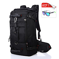 Men Oxford Cloth Sports / Casual / Outdoor Sports & Leisure Bag Green / Black / Multi-color