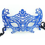 ハロウィーンマスク祭りの装飾品1個