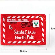 joulukuusi riipus kuitukankaiden kirjekuori joulukortteja satunnainen