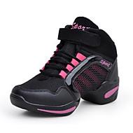 Spor Ayakkabısı-Rahat-Rahat-Kumaş-Düz TopukKadın