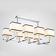 Lampy widzące ,  Nowoczesne/ współczesne Wiejskie Galwanizowany Cecha for Kryształ projektanci MetalSalon Sypialnia Jadalnia Pokój do