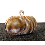 Women Diamonds Tassel Clutch/Formal / Event/Party / Wedding Evening Bag/Purse/Handbags/Eveningbags/Glass/Stone