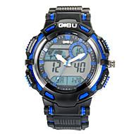Men's Smart Watch Sport Military Style Waterproof Sport Japanese Quartz Watches Shock  Relogio Digital Watch