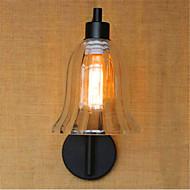 ac 110-130 / ac 220-240 40w e26 / e27 rustique / lodge / pays oxyde noir caractéristique de finition pour led / bras oscillant / ampoule