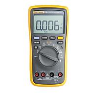 oppgradert versjon med temperaturmåling med bakgrunnslys digital universell meter