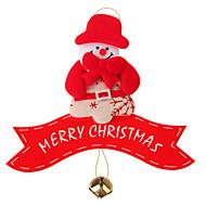 Kerstversieringen / Kerstcadeaus / Kerstfeest Artikelen Alles voor de feestdagen 1 PCS Kerstmis / Halloween / Nieuwjaar Textiel