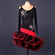 Cosplay Kostüme Mehre Kostüme Fest/Feiertage Halloween Kostüme Rot / Rosa Spitze Kleid KarnevalOrganza / Terylen / Polyester / Künstliche
