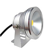12v levou 10w classe impermeável IP68 de segurança de baixa pressão subaquática fonte luzes luzes coloridas debaixo d'água