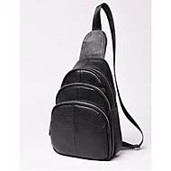 Unisex Hovězina Ven Sling tašky přes rameno
