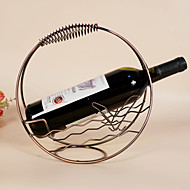 Casiers à Bouteilles Fonte,27*11.5*28CM Du vin Accessoires