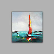 Hand-Painted Abstract / Landscape 100% Hang-Painted Oil Painting,Modern / Classic One Panel Canvas Oil Painting For Home Decoration