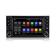 6.2 Inch Android 5.1 Car DVD Player Multimedia System Wifi DAB for Toyota Corolla universal 2000-2006 RAV4 Vios Vitz Hilux Prodo DU6548LT