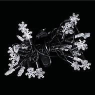 40-LED 3M Star Light Waterproof  Plug Outdoor Christmas Holiday Decoration Light LED String Light