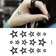 1 Tatoveringsklistremerker Dyre SerierBaby / Barn / Dame / Herre Flash Tattoo midlertidige Tatoveringer