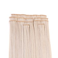 Clip In Synthetic Extensions de cheveux About 140g/set 22inch Extension des cheveux