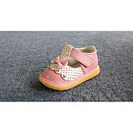 Для детей Девочки Дети На плокой подошве Удобная обувь Обувь для малышей Кожа Весна Лето Осень ПовседневныеУдобная обувь Обувь для