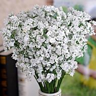 1 1 Větev Others Dětský dech Květina na zeď Umělé květiny