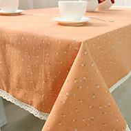 Carré Toile Nappes de table , Coton mélangé Matériel Hôtel Dining Table / Tableau Dceoration