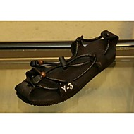 Men's Sandals Comfort Leather Casual Black