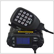QYT Montável em Veículos / Analógico KT-8900DRádio FM / Alarme de Emergência / Programável com Software de PC / Comando por Voz / VOX /
