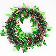 christmas seppele neulasia joulukoristeita kotiin osapuoli halkaisija 35cm navidad uusi vuosi tarvikkeita
