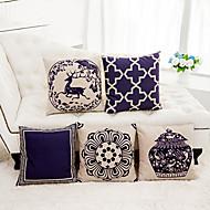 1 PC Household Articles Back Cushion Novelty Originality Christmas Fashionable Single Pillow Case