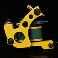 מכונות קעקוע professiona סליל קעקוע מכונת dragonhawk® יצוק בעבודת יד אניה ברזל