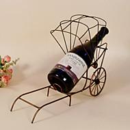 Casiers à Bouteilles Fonte,35*11*13CM Du vin Accessoires